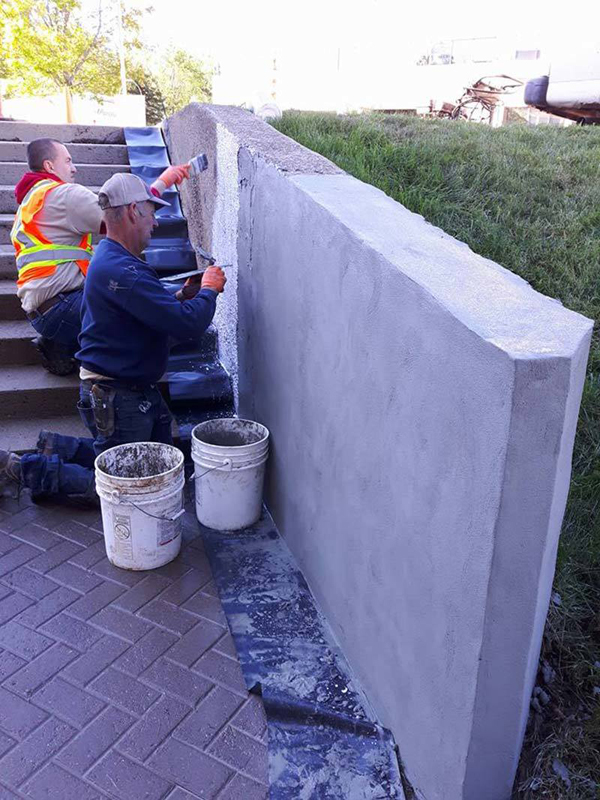 Specialists In Concrete Repair And